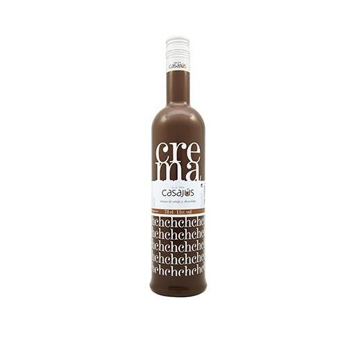 Crema de Orujo y Chocolate