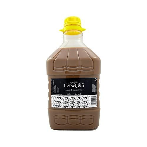 Crema de Orujo y Café (3l.)
